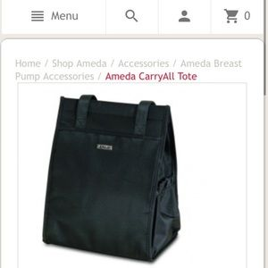 New in Package / Ameda Carry All Tote